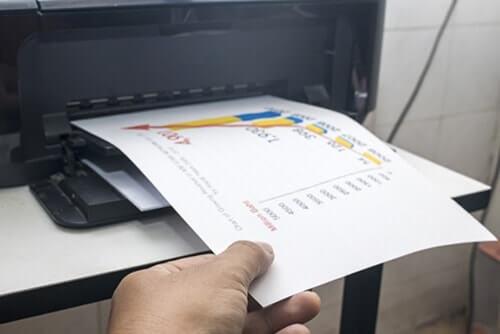 Geotechnology - Urządzenia drukujące