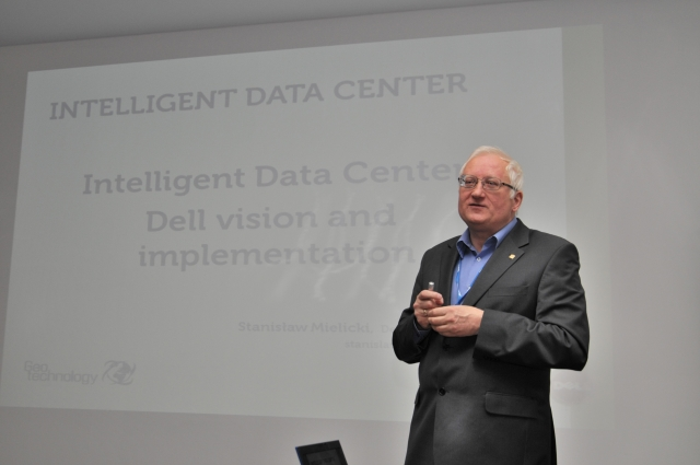 Geotechnology - Inteligentne Data Center