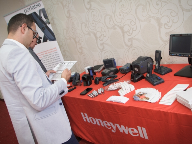 Auto ID Honeywell