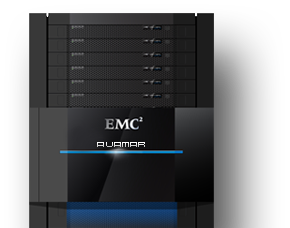 System backup DellEMC Avamar iData Domain