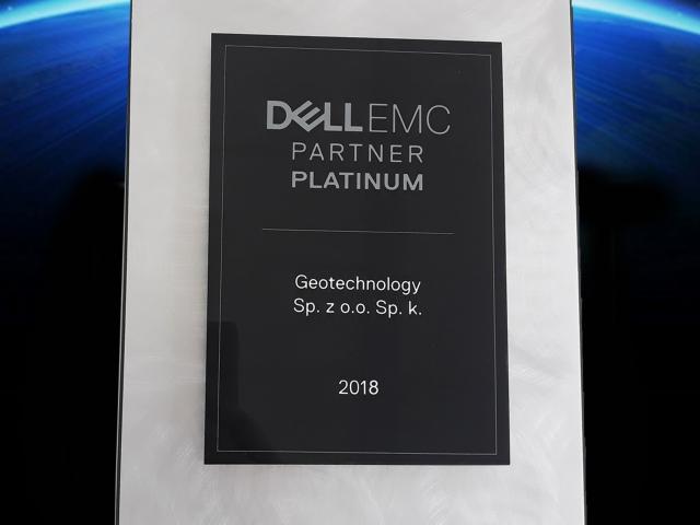 Partnerstwo Dell EMC - Geotechnology