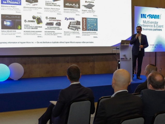 Geotechnology - Konferencja Ingram Micro 2018