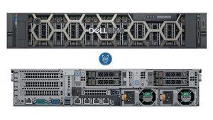 Porównanie serwerów 2U i więcej DELL EMC oraz HPE z procesorami Intel. cz.2